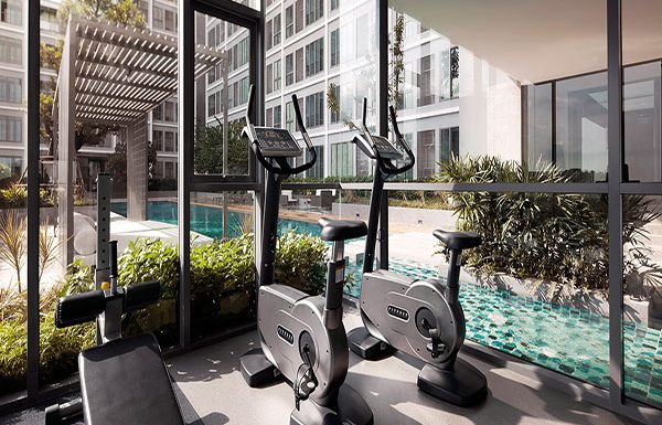 Ideo-Wutthakat-Bangkok-condo-for-sale-fitness