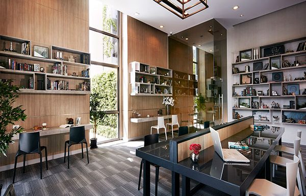 Ideo-Wutthakat-Bangkok-condo-for-sale-library