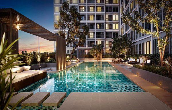 Ideo-Wutthakat-Bangkok-condo-for-sale-swimming-pool-2